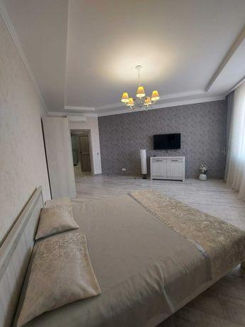 Аренда 2 спальни  дизайнерский ремонт Аркадия 2-я Жемчужина