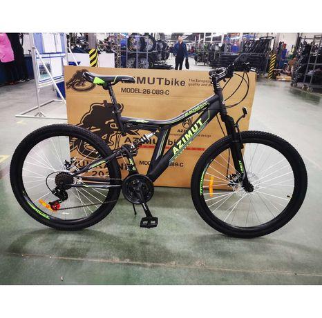 Azimut Blockmount 26 Skilful велосипед горный Азимут