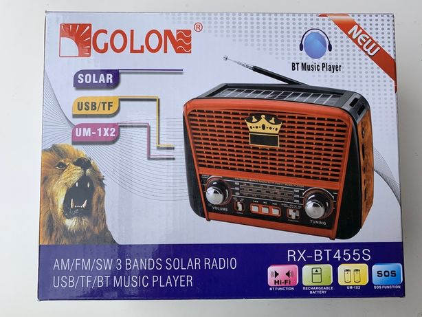 Radio solarne