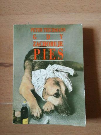 Gdy zachoruje  pies Peter Teichmann