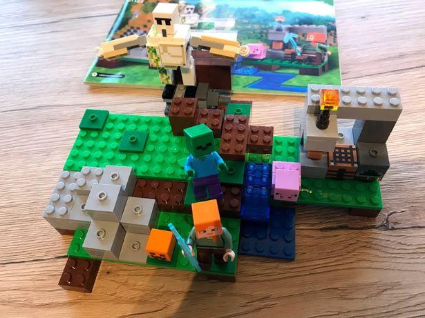 Lego minecraft 21123, Lublin