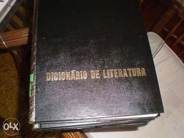 Dicionário de Literatura Jacinto Prado Coelho