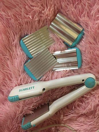 Утюжок для волос SCARLET