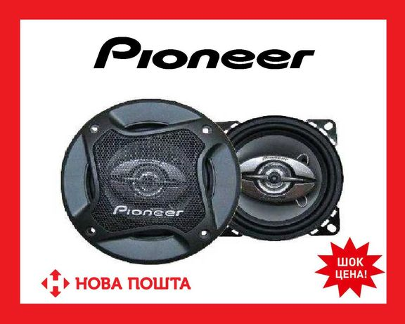 Автомобильные колонки Pioneer TS-A1372E (600Вт) колонки