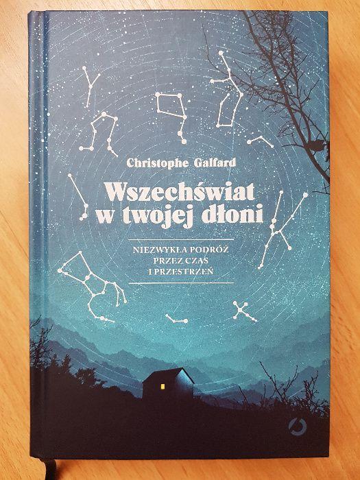 Christophe Galfard - Wszechświat w twojej dłoni Bielsko-Biała - image 1