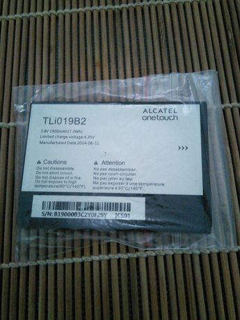 Bateria Alcatel One Touch TLi019B2