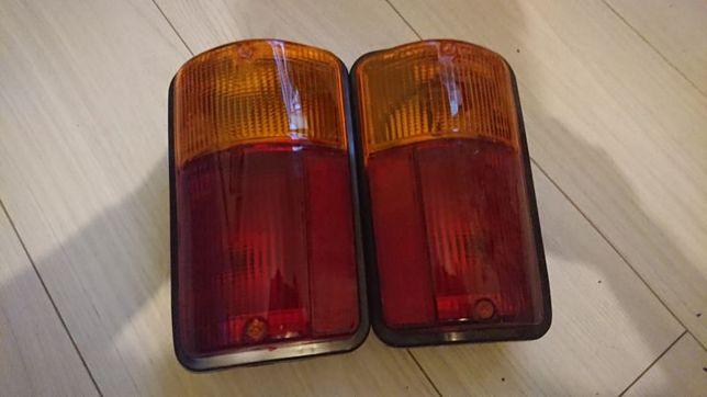 Fiat 126p el nowe lampy tył komplet