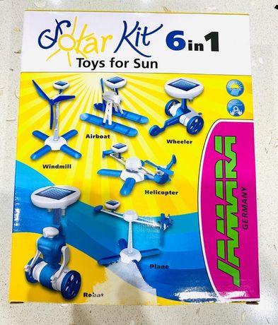 Solar Kit 6 em 1