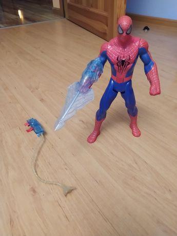 Spiderman figurka.