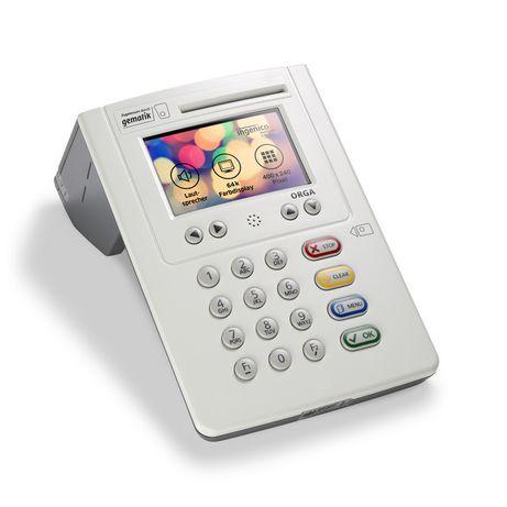 ORGA 6141 Incenico czytnik kart kredytowych.