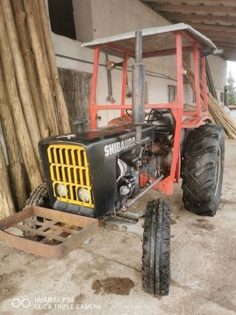 Traktor Japoński SHIBAURA S15