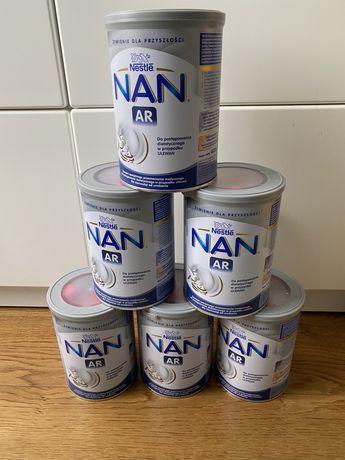 Mleko modyfikowane Nestle NAN AR