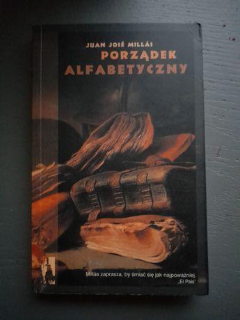 """Juan Jose Millas """"Porządek Alfabetyczny"""""""