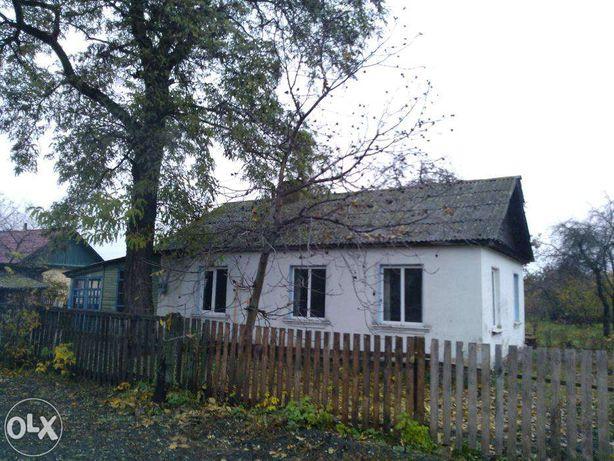Часть дома в Новгород-Северском.