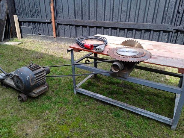 Piła stołowa(krajzega)z silnikiem