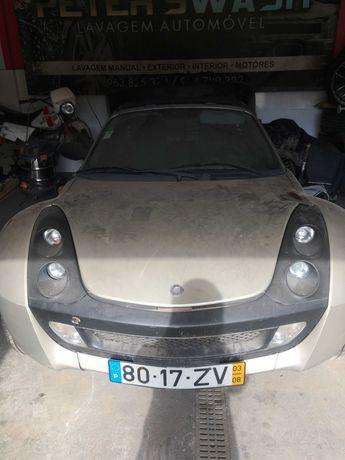 vendo 2 smarts roadster