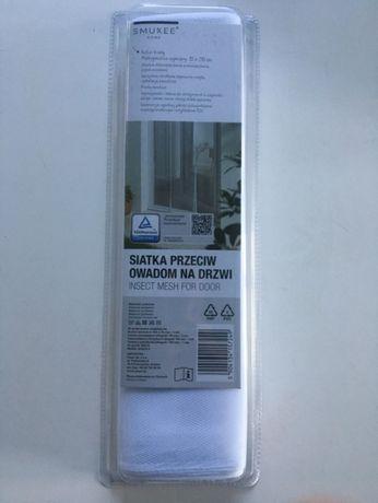 Siatka przeciw owadom na drzwi 95x215cm nowa!