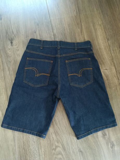 Lee cooper spodenki bermudy jeansowe 34