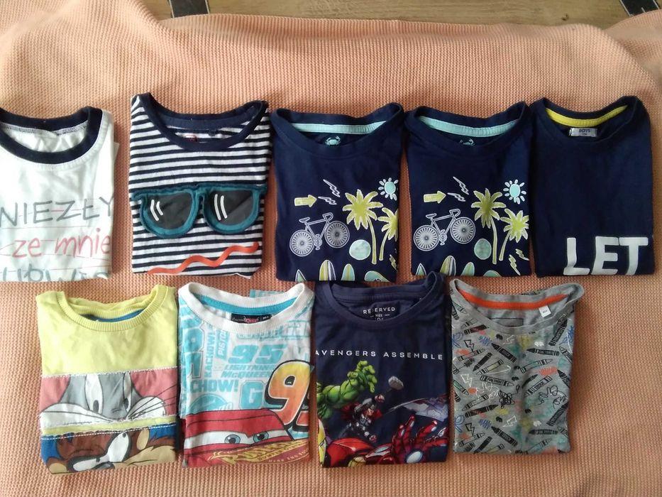 Koszulki, chłopiec, 104,Disney, CA... Radzymin - image 1