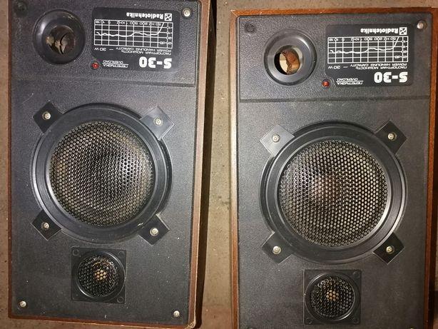 Колонки Радіоелектроніка s30
