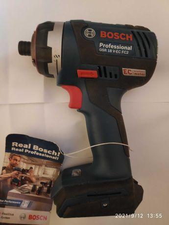 Wiertarko-wkrętarka akumulatorowa Bosch GSR 18 V-EC FC body wkrętarka