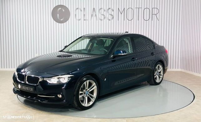 BMW 330 e iPerformance Line Sport