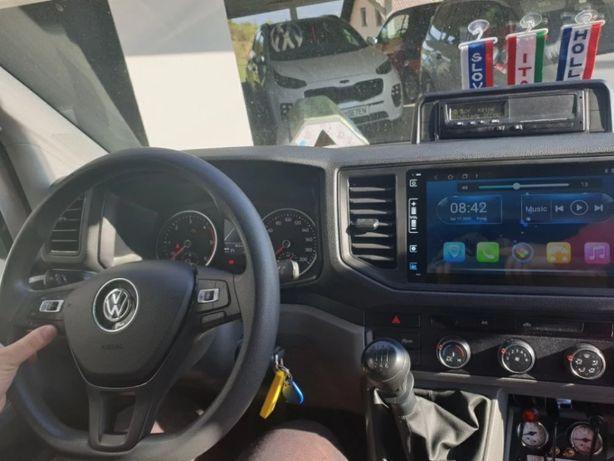 Магнитола штатная головное устройство Volkswagen Crafter Man