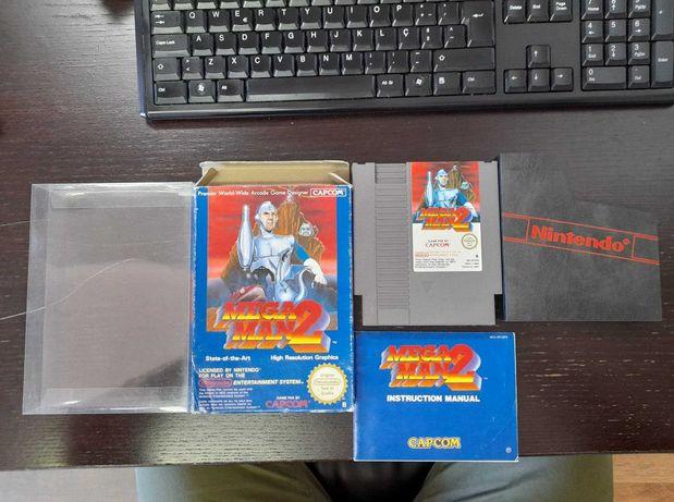 Nintendo NES MegaMan 2 Completo