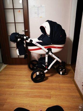 Продаём последний день детская коляска 2 в 1 Adamex Vicco Eco 710S