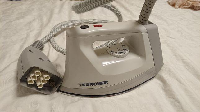 Праска, утюг, iron Kaercher до парогенератора в відмінному стані