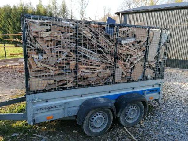 Odpady z drewna z tartaku