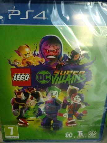 Lego Super Złoczyńcy nowa PS4