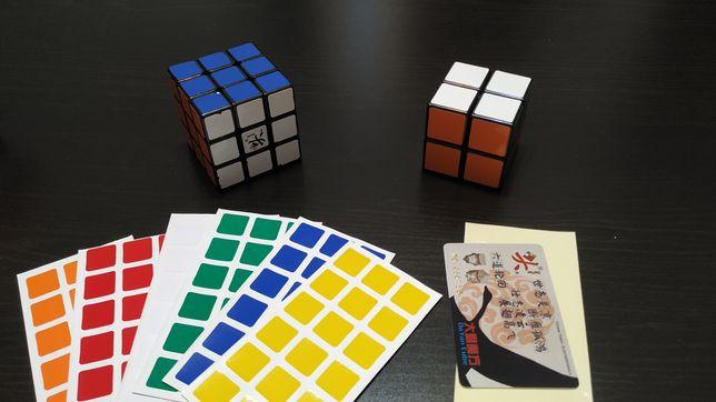 Kostka Rubika DaYan 3x3x3 2x2x2