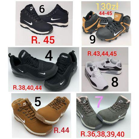 WYPRZEDAŻ nowe męskie buty zimowe na zimę zime ZA POBRANIEM
