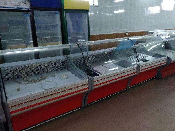 Холодильное оборудование в ассортименте