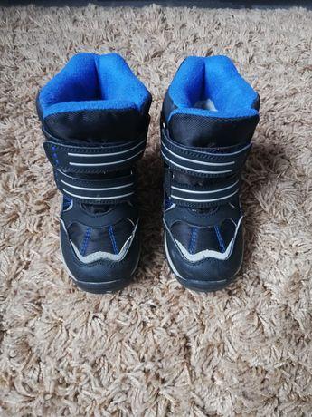 Зимние сапожки, ботинки ТОМ М. 27 размер. Стелька 17
