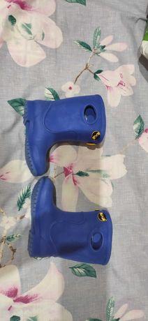 Резинові чобітки, піна Ева