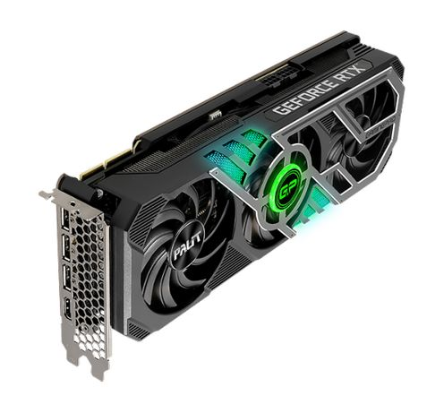 Видеоканрта Palit GeForce RTX 3090 GamingPro