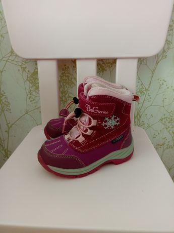 Зимние термо сапоги, ботинки B&G Termo/ Зимові чобітки bg termo