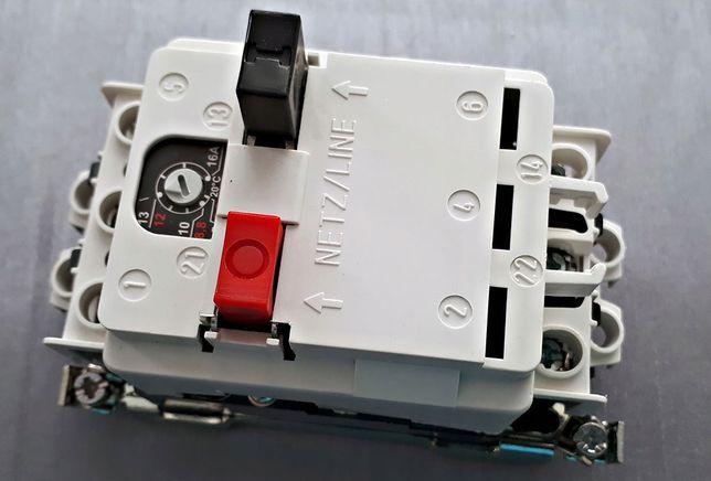 Wyłącznik silnikowy 3-faz 10A -16A M 611 LEGRAND