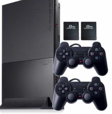 PlayStation 2 slim nova