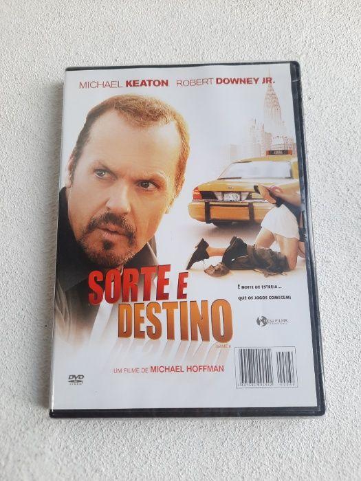 Sorte e Destino (DVD) (Selado) Odemira - imagem 1