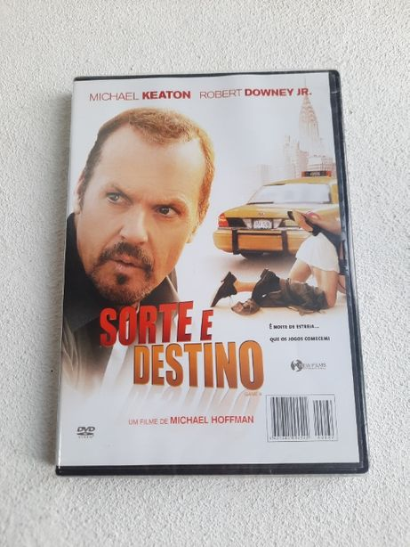 Sorte e Destino (DVD) (Selado)