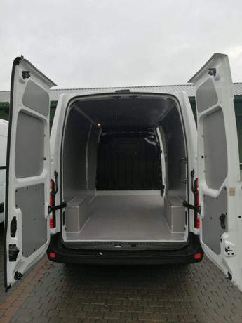 Opel Movano L3H2 Profesjonalne zabudowy aut dostawczych KNAUTECH