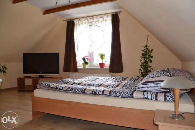 Apartament (Mieszkanie ) 42m2 TV, kuchnia, łazienka lodówka.