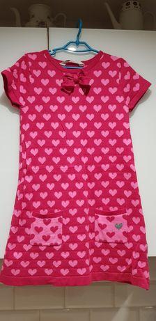 Sukienka H&M roz.122/128 cm.