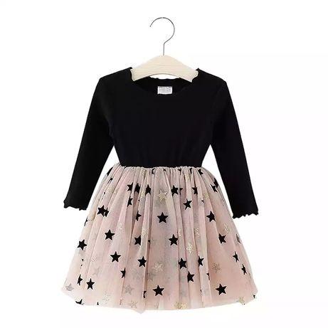 Продам look (лук,образ) на годик,платье пачка,черное платье 12 мес