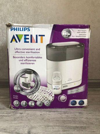 Новый электрический стерилизатор Philips AVENT SCF284