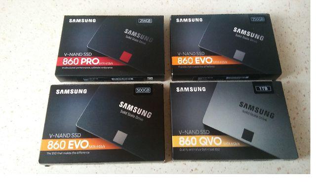 Samsung Dysk ssd-2tb,1tb, 512gb,256gb.RAM- ddr4,ddr3,ddr2. Laptop.