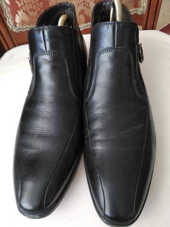 Туфлі чоловічі фір.BORELLI роз.43.